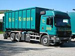 Abrollcontainer 10, 15, 20, 30 und 40 m³.
